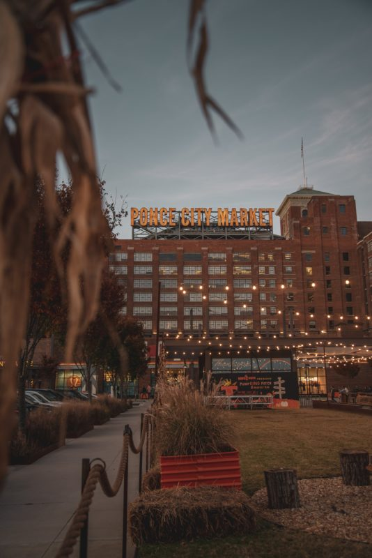Exterior view of Ponce City Market