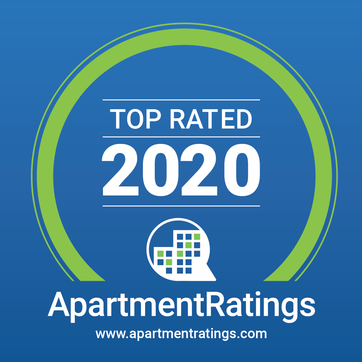 Top Rated 2020 Logo