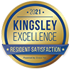 Kingsley Excellence Award logo